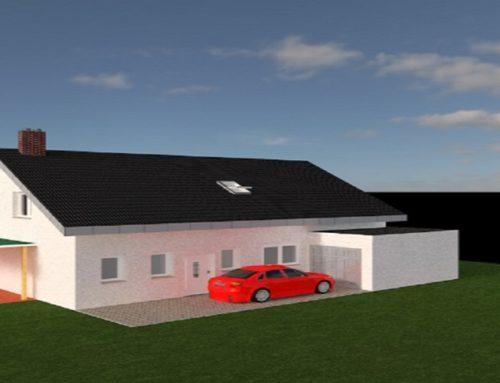Neubau in Alsdorf