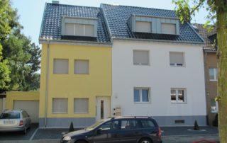 Altbausanierung -Fassadenrenovierung