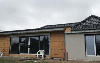 Altbausanierung-Holzfassade