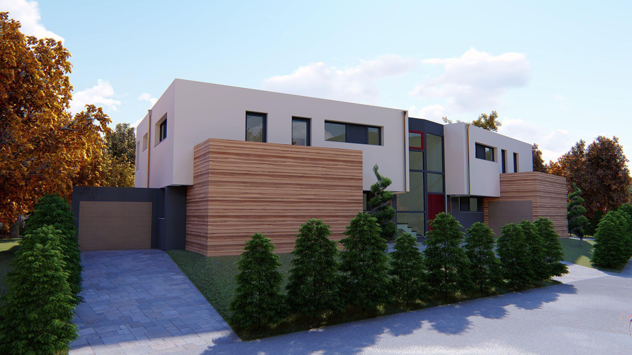 Planung, Bauantrag und Statik für Einfamilienhaus in Neuss