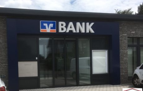 Volksbank-Bplanung,Bauantra
