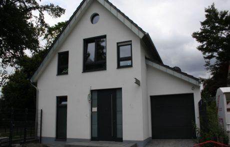 Planung und Statük für Einfamilienhaus in Neuss