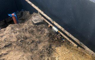 Bauunternehmen für Kellerabdichtung