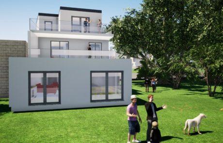 Mehrfamilienhaus- Architekten Mönchengladbach