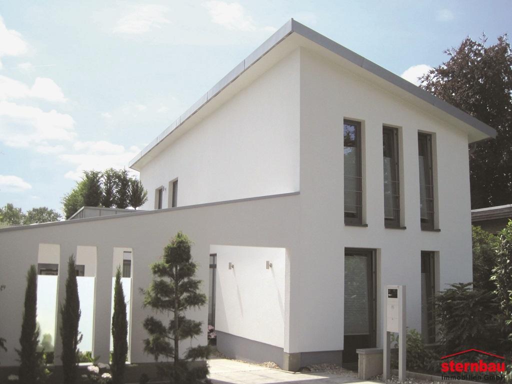 Neubau, Schlüsselfertiges Bauen-Einfamiliemhaus