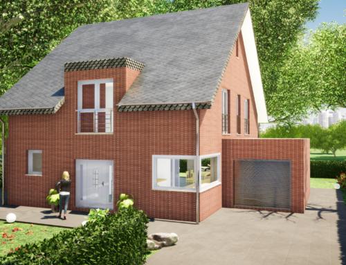 Schlüsselfertiges Bauen/Neubau – Einfamilienhaus in Rommerskirchen